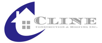 Cline Construction & Roofing Logo