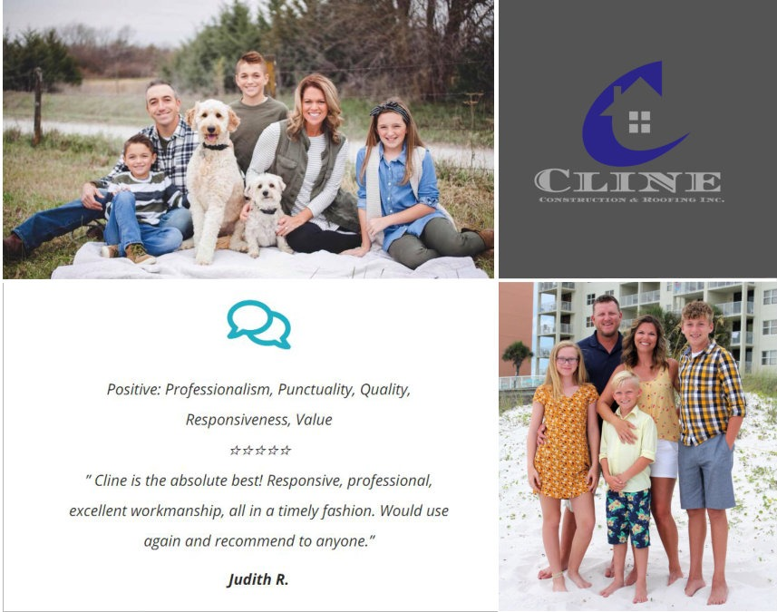 cline construction and roofing kansas city metro area